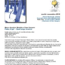 Clara Gargano - Marco Motetta, Bee Tales2