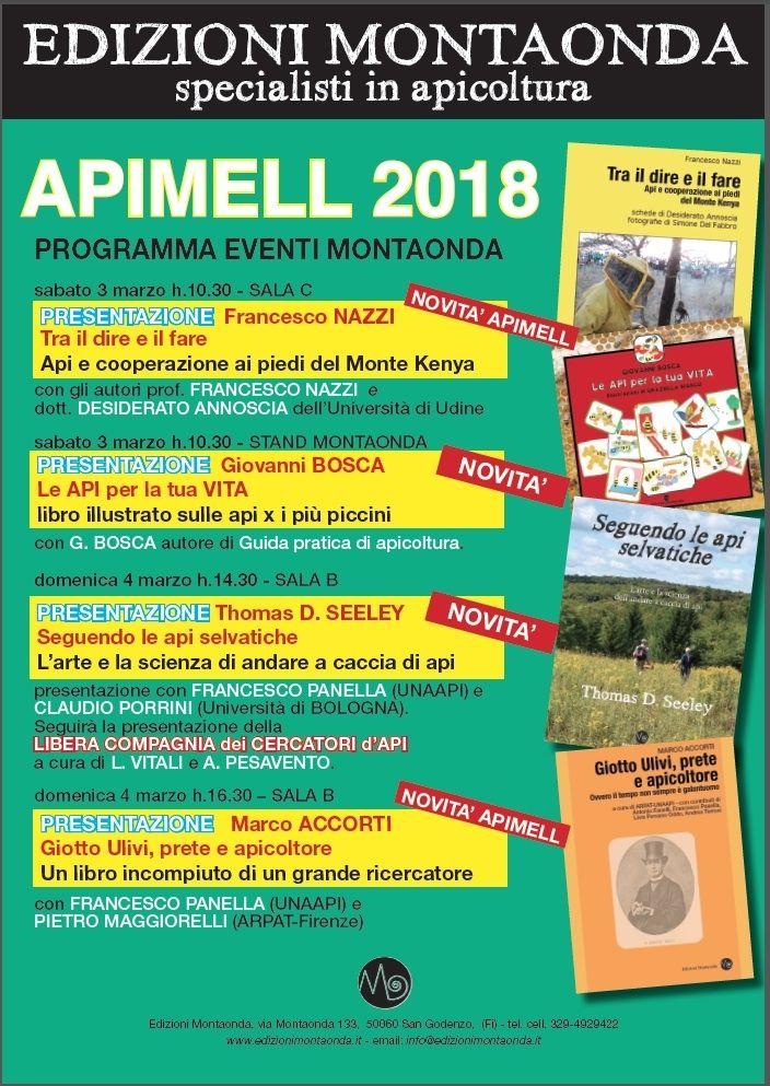 APIMELL2018 - Programma MONTAONDA